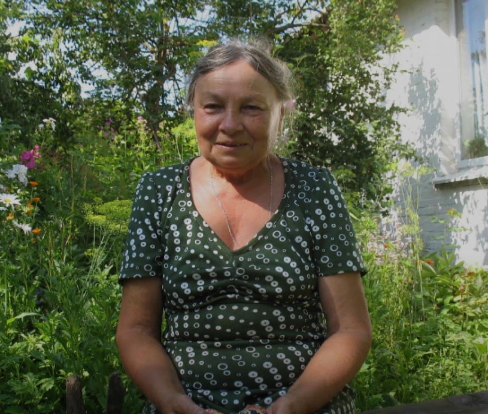 Марія Лебежанська