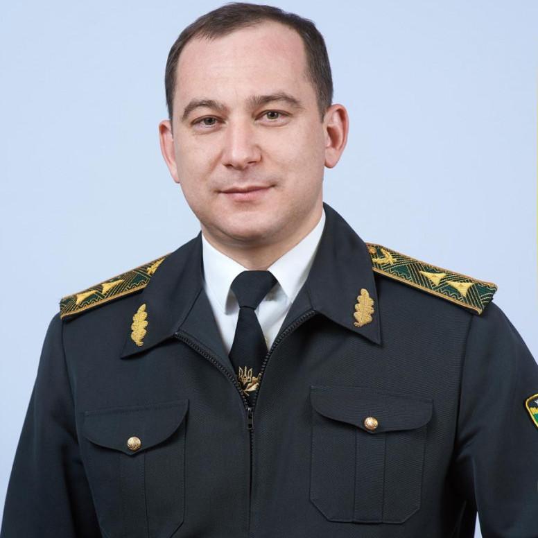 З повагою начальник Волинського ОУЛМГОлександр КВАТИРКО